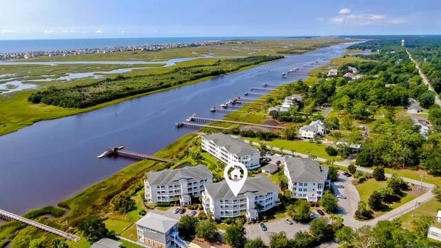 1135 Park Road #3203, Sunset Beach, NC 28468 (MLS #100184913) :: The Oceanaire Realty