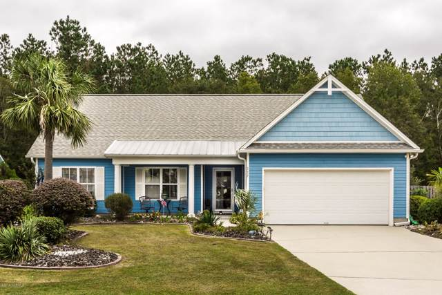 117 S Palm Drive, Winnabow, NC 28479 (MLS #100185187) :: Donna & Team New Bern