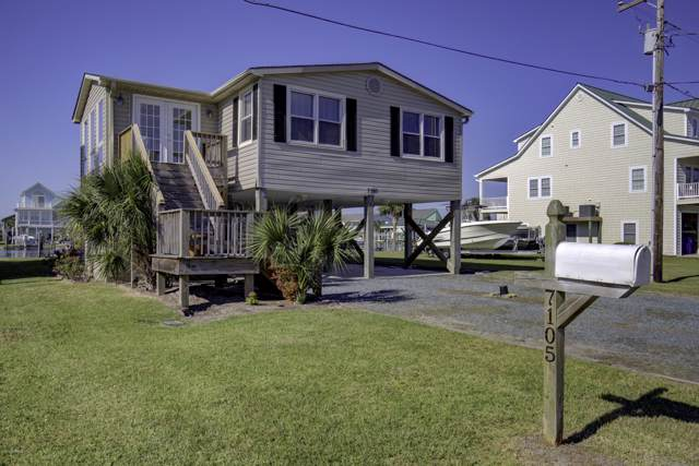 7105 7th Street, Surf City, NC 28445 (MLS #100185457) :: RE/MAX Essential