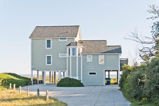 7505 Ocean Drive, Emerald Isle, NC 28594 (MLS #100185541) :: Castro Real Estate Team