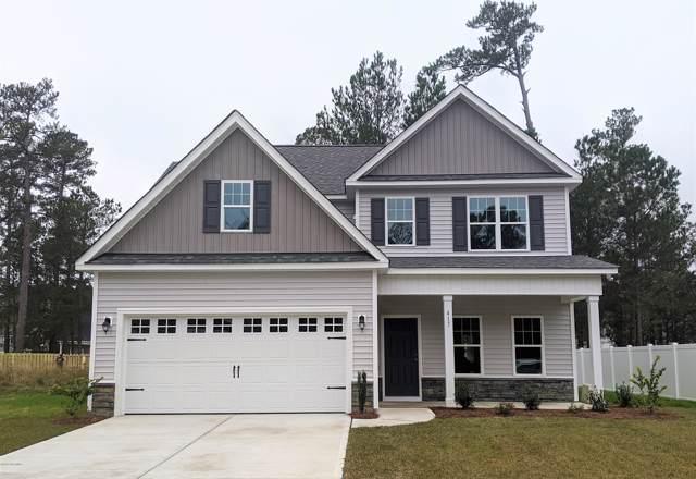 417 Jasmine Way, Burgaw, NC 28425 (MLS #100185643) :: CENTURY 21 Sweyer & Associates