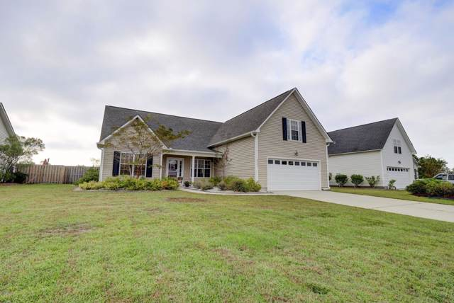 2606 Bow Hunter Drive, Wilmington, NC 28411 (MLS #100185960) :: Vance Young and Associates