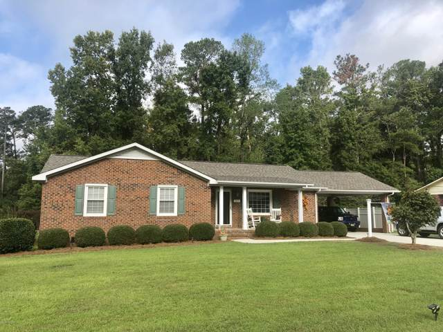 313 2nd Street, Wallace, NC 28466 (MLS #100186130) :: Courtney Carter Homes