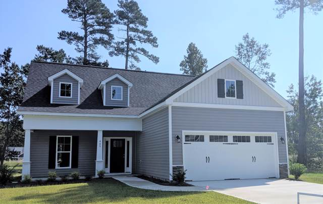 445 Jasmine Way, Burgaw, NC 28425 (MLS #100186427) :: The Keith Beatty Team