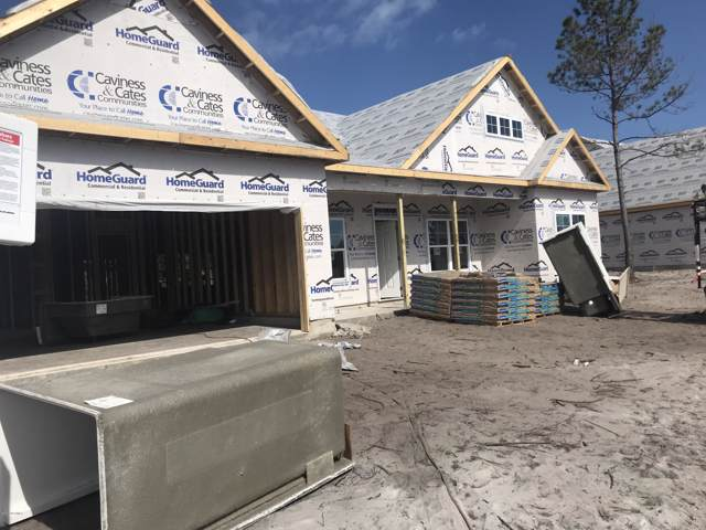 931 Needlerush Road Lot 130, Sneads Ferry, NC 28460 (MLS #100186719) :: The Keith Beatty Team