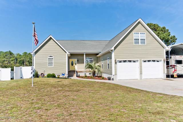 168 Rollingwood Drive, Newport, NC 28570 (MLS #100186737) :: The Keith Beatty Team