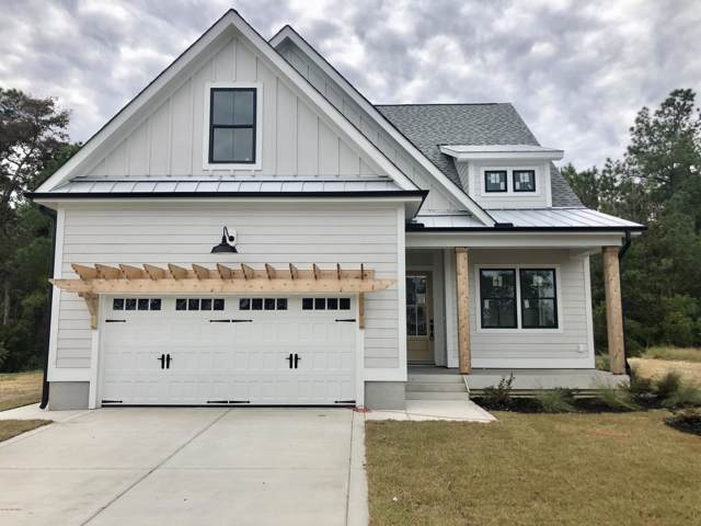 504 White Picket Way, Holly Ridge, NC 28445 (MLS #100186850) :: Courtney Carter Homes