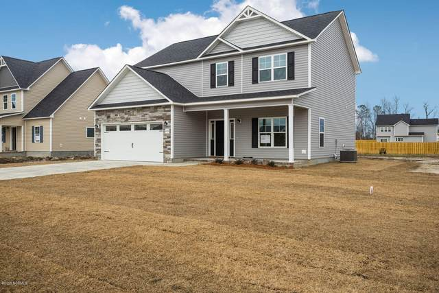 209 Timber Jack Court, Jacksonville, NC 28546 (MLS #100186853) :: The Keith Beatty Team