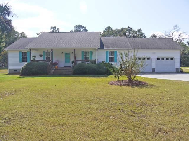 406 Loma Linda Drive, Cape Carteret, NC 28584 (MLS #100187089) :: Courtney Carter Homes