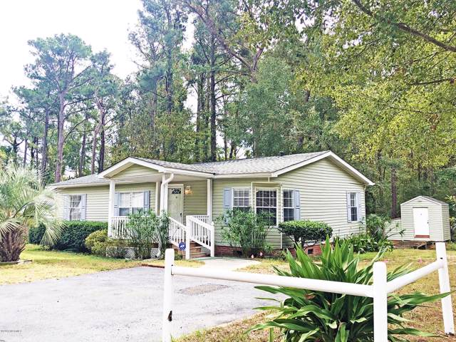 814 Red Lighthouse Lane, Wilmington, NC 28412 (MLS #100187252) :: RE/MAX Essential