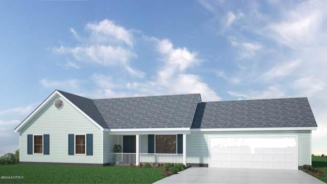 110 Buckskin Road, Pollocksville, NC 28573 (MLS #100187363) :: Berkshire Hathaway HomeServices Hometown, REALTORS®
