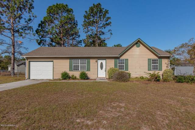 600 Calabash Drive, Hubert, NC 28539 (MLS #100187671) :: The Bob Williams Team
