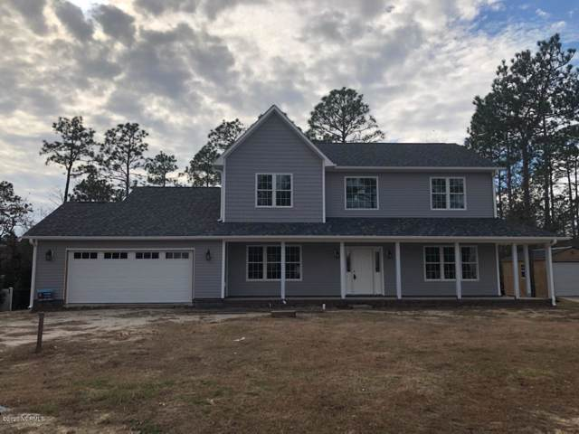 130 Bobwhite Circle, Cape Carteret, NC 28584 (MLS #100187856) :: Frost Real Estate Team