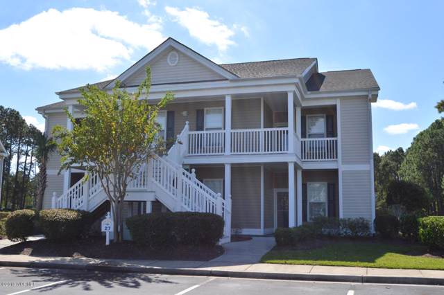944 Great Egret Circle SW 27C, Sunset Beach, NC 28468 (MLS #100187900) :: Courtney Carter Homes