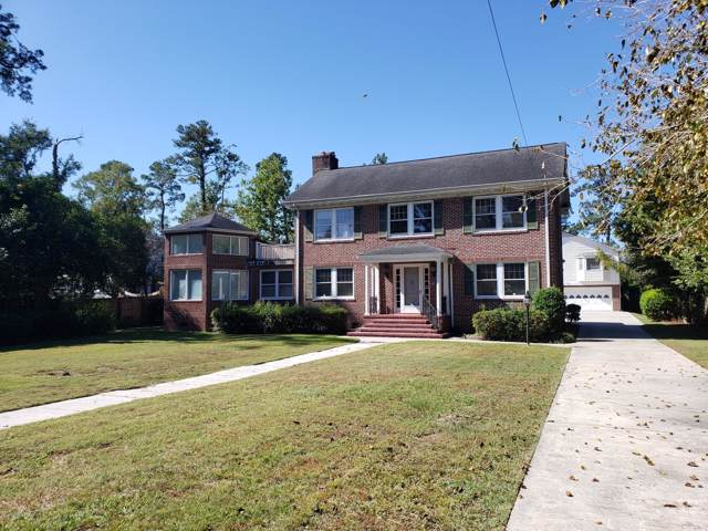 112 Forest Hills Drive, Wilmington, NC 28403 (MLS #100188240) :: CENTURY 21 Sweyer & Associates