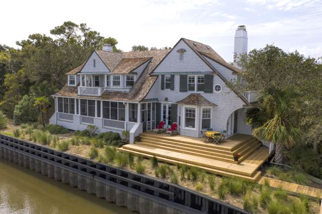 6 Boathouse Tract Road, Bald Head Island, NC 28461 (MLS #100188300) :: Courtney Carter Homes