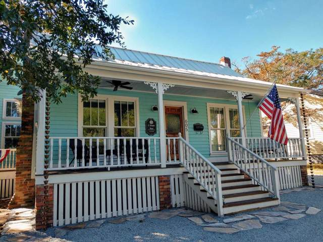605 N Atlantic Avenue, Southport, NC 28461 (MLS #100188424) :: Destination Realty Corp.