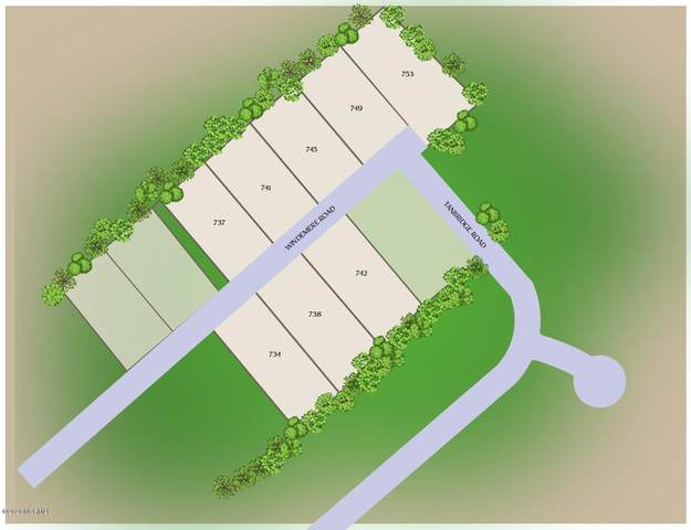 741 Windemere Road, Wilmington, NC 28405 (MLS #100188443) :: David Cummings Real Estate Team
