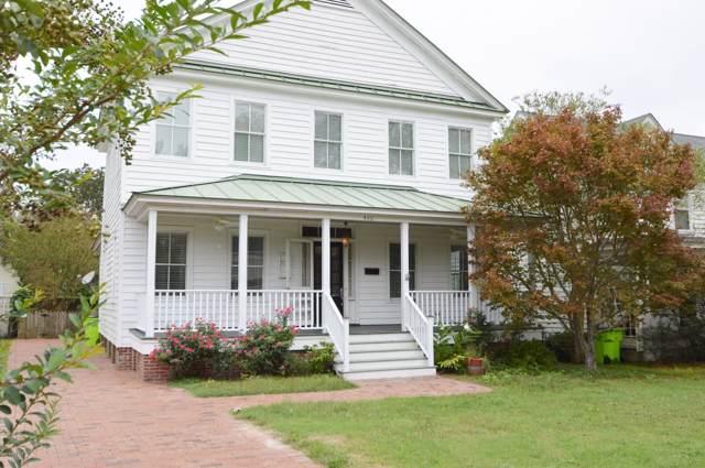 406 Queen Street, New Bern, NC 28560 (MLS #100188484) :: The Pistol Tingen Team- Berkshire Hathaway HomeServices Prime Properties