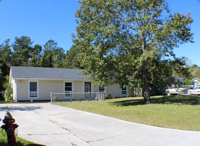 210 Poplar Road, Havelock, NC 28532 (MLS #100188500) :: RE/MAX Essential
