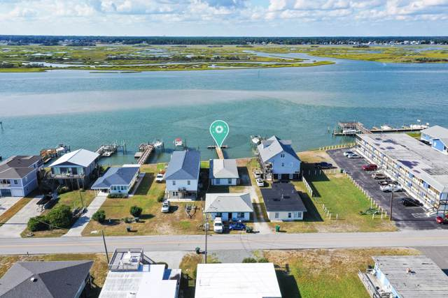710 Channel Boulevard A-B, Topsail Beach, NC 28445 (MLS #100188564) :: Coldwell Banker Sea Coast Advantage