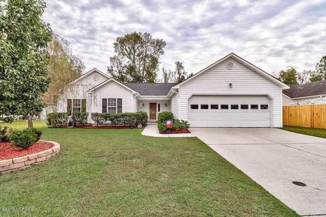 7429 Quail Woods Road, Wilmington, NC 28411 (MLS #100188605) :: CENTURY 21 Sweyer & Associates