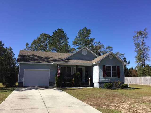 122 Live Oak Drive, Jacksonville, NC 28540 (MLS #100188695) :: The Keith Beatty Team
