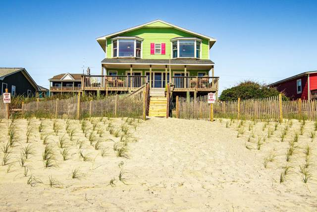1107 Ocean Drive, Emerald Isle, NC 28594 (MLS #100188760) :: Courtney Carter Homes