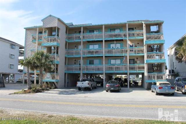 601 Canal Drive #9, Carolina Beach, NC 28428 (MLS #100188900) :: RE/MAX Essential
