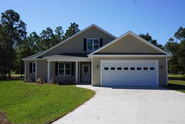 112 Gemini Drive, Cape Carteret, NC 28584 (MLS #100188928) :: Courtney Carter Homes