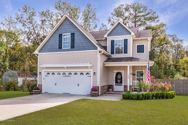 106 Briscoe Drive, Richlands, NC 28574 (MLS #100188983) :: Berkshire Hathaway HomeServices Hometown, REALTORS®
