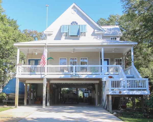 106 SE 8th Street, Oak Island, NC 28465 (MLS #100189003) :: Donna & Team New Bern