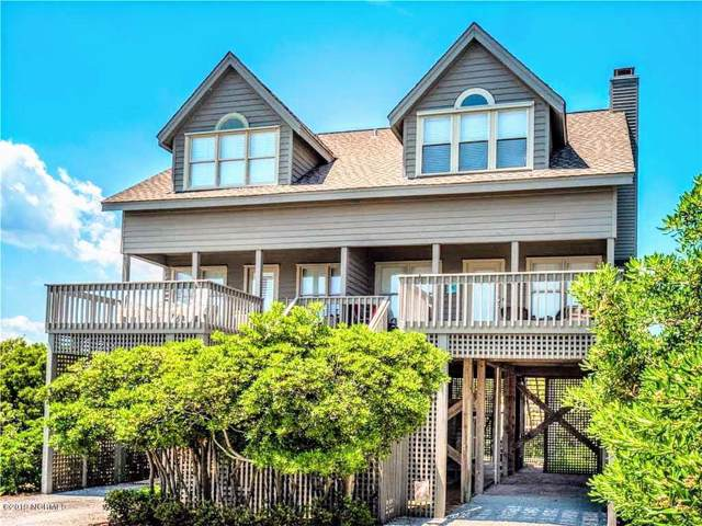 2104 Ocean Boulevard A, Topsail Beach, NC 28445 (MLS #100189601) :: Vance Young and Associates