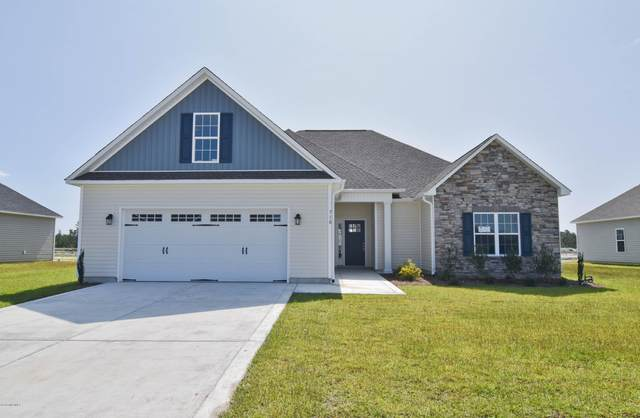 710 Hope Dexter Drive, Jacksonville, NC 28546 (MLS #100189724) :: RE/MAX Essential