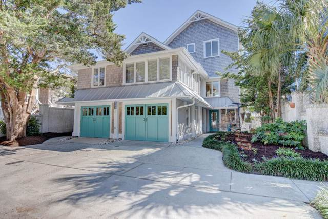 408 N Channel Drive, Wrightsville Beach, NC 28480 (MLS #100190034) :: Vance Young and Associates
