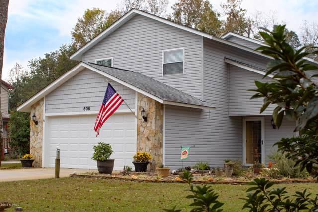 505 Highgreen Drive, Wilmington, NC 28411 (MLS #100190386) :: RE/MAX Essential