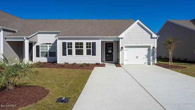 2106 Cass Lake Road Wellington 548, Carolina Shores, NC 28467 (MLS #100190799) :: Coldwell Banker Sea Coast Advantage