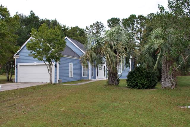 486 Genoes Point Road SW, Supply, NC 28462 (MLS #100191293) :: Coldwell Banker Sea Coast Advantage