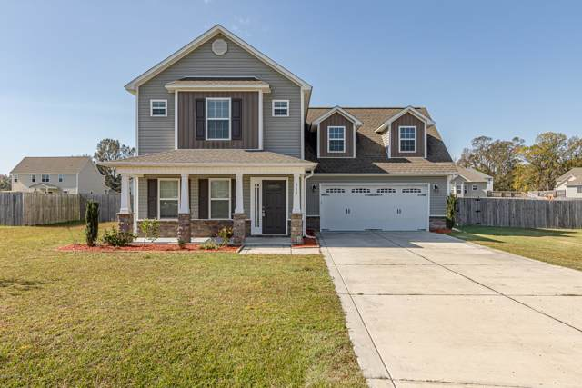 315 Cadenza Lane, Richlands, NC 28574 (MLS #100192071) :: The Bob Williams Team