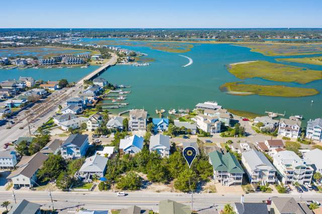 1207&1209 N Lumina Avenue, Wrightsville Beach, NC 28480 (MLS #100192139) :: Vance Young and Associates