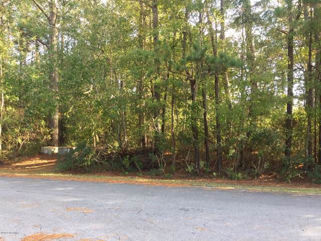 Lot 10 Pinewood Drive, Jacksonville, NC 28546 (MLS #100192289) :: RE/MAX Elite Realty Group