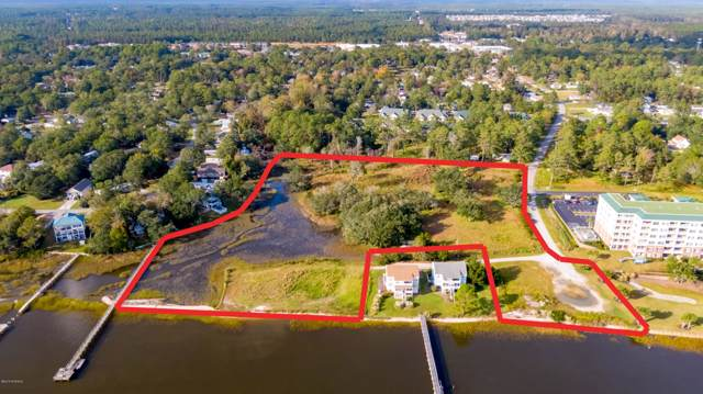 0 Seaside Road, Sunset Beach, NC 28468 (MLS #100192318) :: The Chris Luther Team