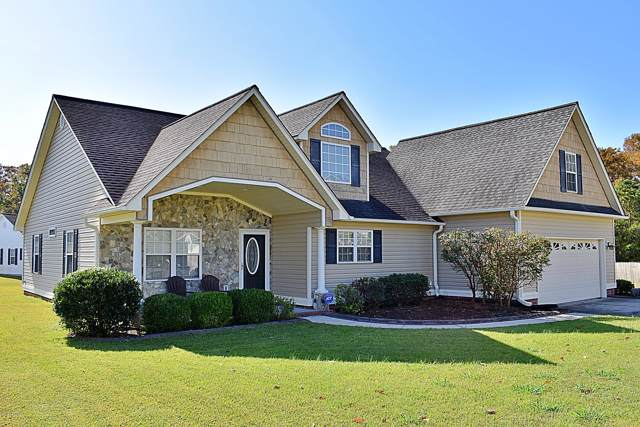 106 Joshua Norman Drive, New Bern, NC 28562 (MLS #100192371) :: RE/MAX Elite Realty Group