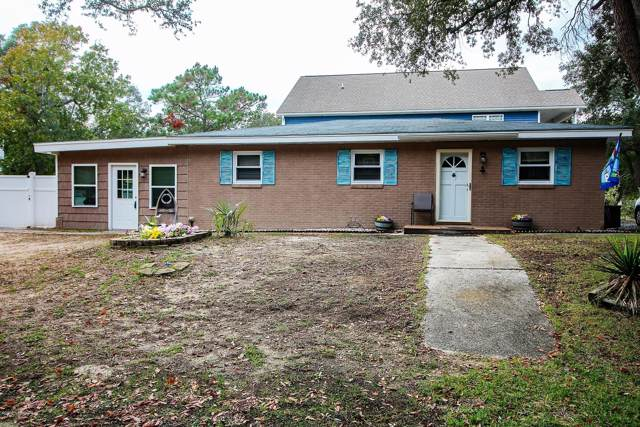 4107 E Oak Island Drive, Oak Island, NC 28465 (MLS #100192394) :: Berkshire Hathaway HomeServices Myrtle Beach Real Estate