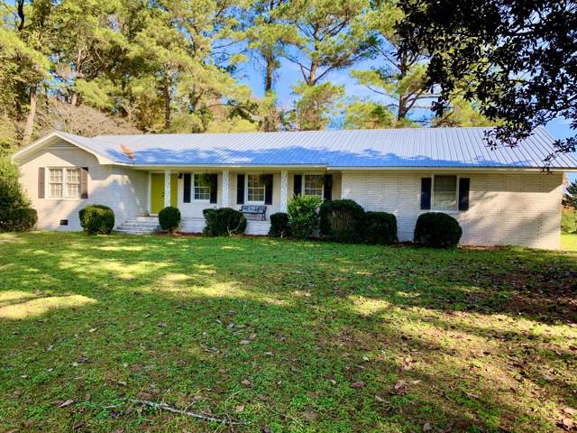 1361 Fountaintown Road, Beulaville, NC 28518 (MLS #100192494) :: David Cummings Real Estate Team