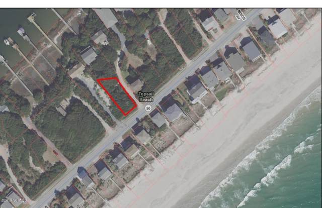 720 N Anderson Boulevard, Topsail Beach, NC 28445 (MLS #100192533) :: The Chris Luther Team