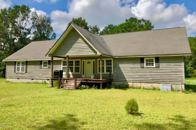 425 W Waterway Drive, Belhaven, NC 27810 (MLS #100192863) :: The Chris Luther Team