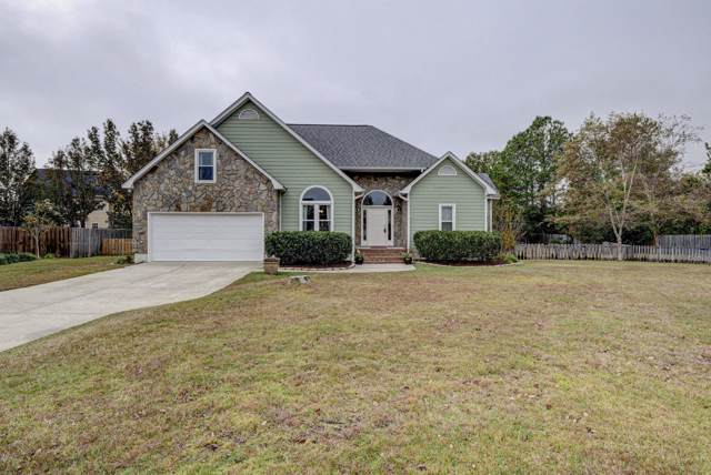 1002 Butternut Court, Wilmington, NC 28409 (MLS #100192885) :: The Chris Luther Team
