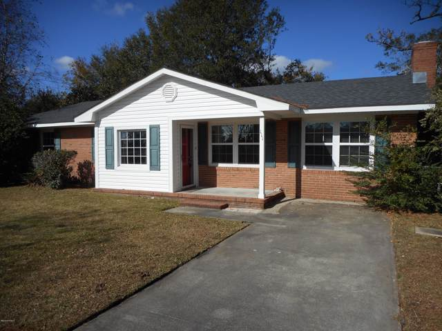 111 Scott Street, Newport, NC 28570 (MLS #100192939) :: Barefoot-Chandler & Associates LLC