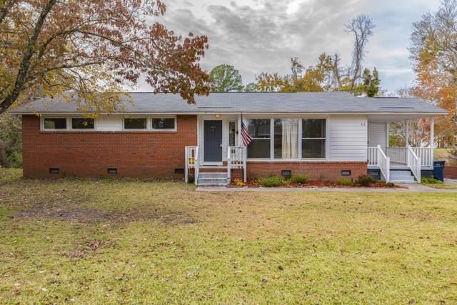 715 Vernon Drive, Jacksonville, NC 28540 (MLS #100192967) :: Courtney Carter Homes